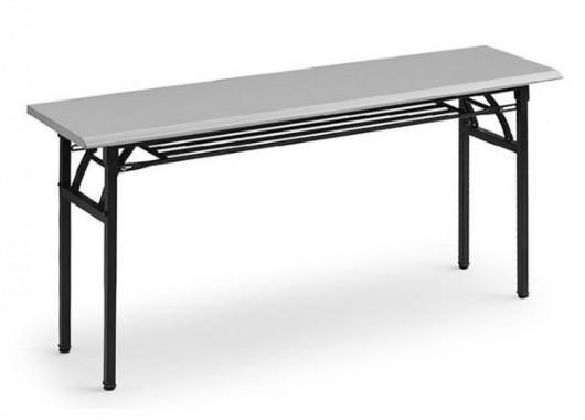 钢木结构学生课桌椅 长条形课桌