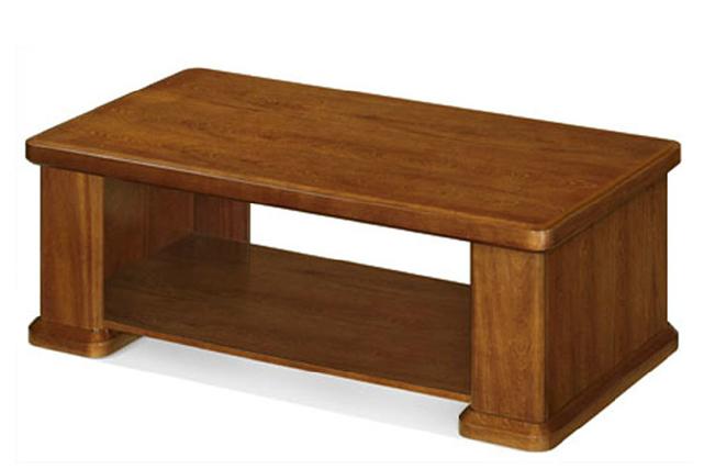 沙发配套茶几 高级实木皮油漆茶