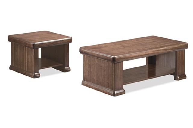 办公家具会客沙发茶几 实木贴皮茶几 WCJ012