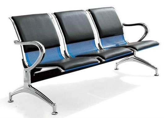 机场椅连排椅 不锈钢公共候车椅 DHY006