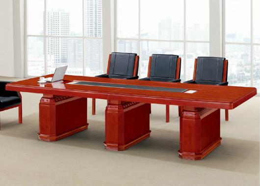 油漆长方形会议桌 8人位高档会议桌 SHYZ019