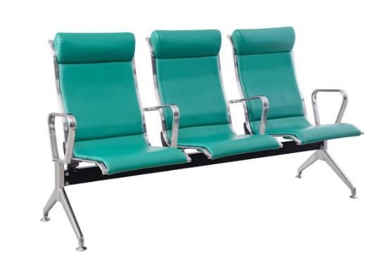 等候椅机场椅 含坐皮坐垫 DHY012