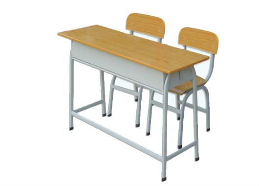 学生课桌椅 学校课桌椅 辅导班桌