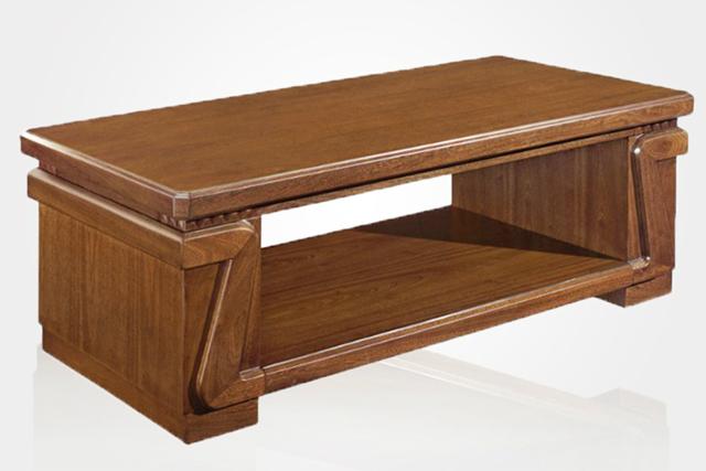 办公家具 实木油漆茶几 沙发配茶几 会客茶几特价WCJ019
