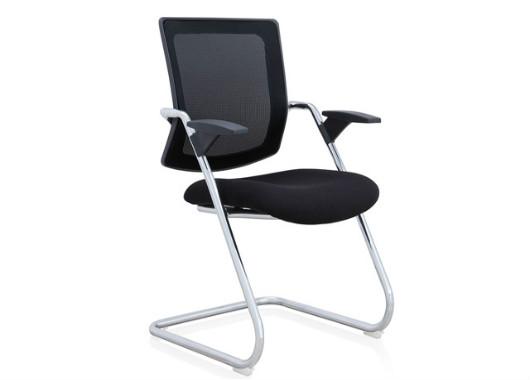 简约办公椅子 时尚网布职员椅 HYY045