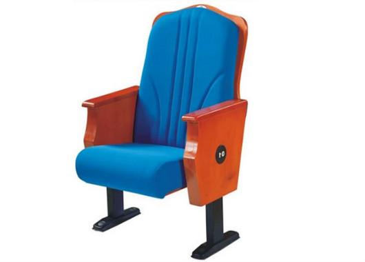 礼堂椅/电影院椅子 休闲公共椅/大厅观众椅 WLTY015