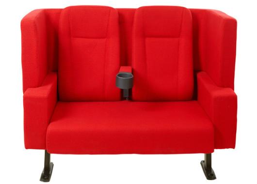 电影院椅 礼堂椅 休闲沙发 WLTY0
