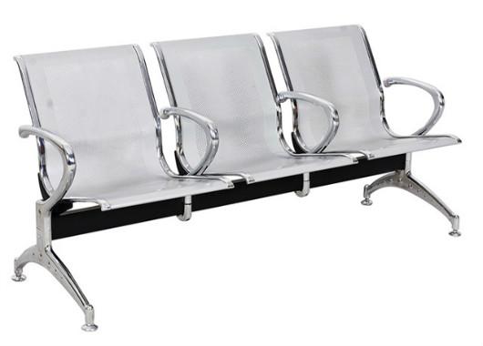 冷轧钢机场椅 公共候车椅子 DHY017