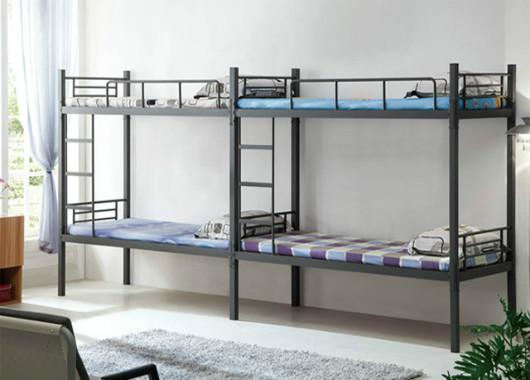学生公寓床 上床下桌带衣柜书柜