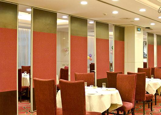 酒店移动高隔断 上海宴会高隔断