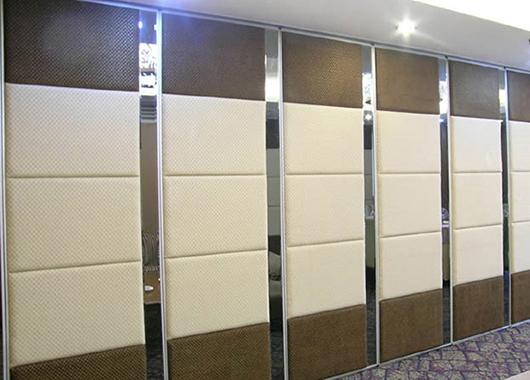 上海酒店活动隔断 软包隔断墙 活