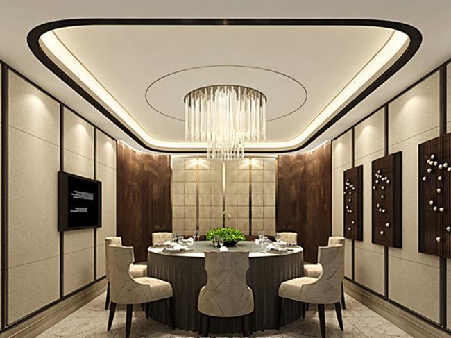上海中餐厅餐桌椅 8-10人圆餐桌