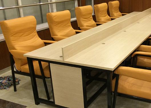 网吧专用电脑桌椅 网吧桌椅配套产品 DNY110604