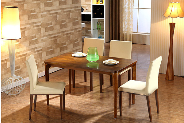 精选中餐厅桌椅 餐厅桌椅组合 CT