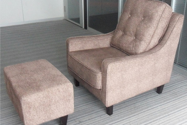 沙发脚凳组合 坐躺两用沙发 JD15