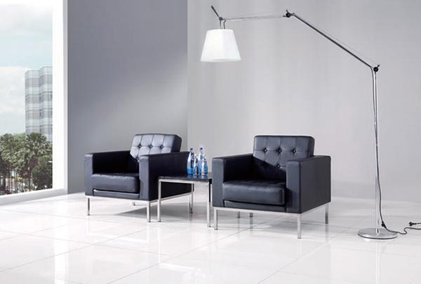 现代简约沙发 大厅皮制沙发 JD15