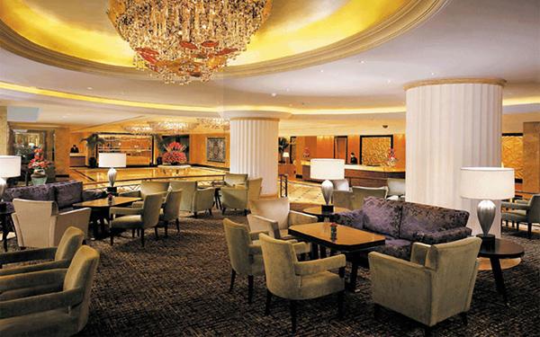 酒店大堂沙发 绒布沙发椅可定制