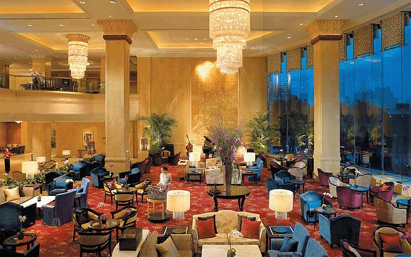酒店大厅家具 沙发椅沙发组合 JD151204