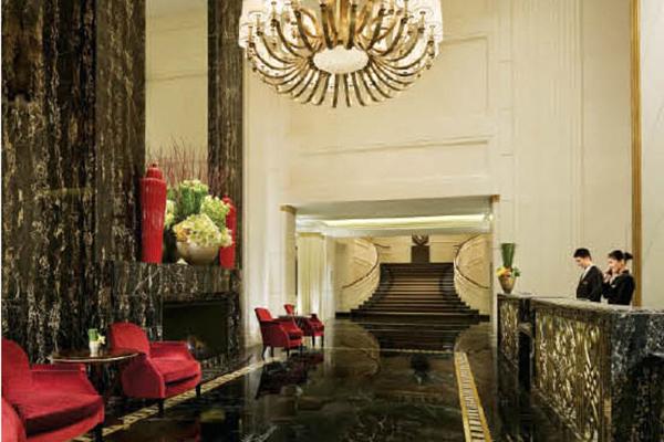 酒店宾馆沙发 高档酒店大厅沙发 JD151207