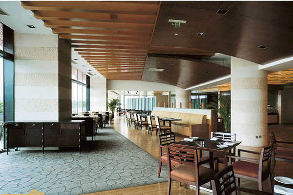 酒店沙发卡座 大堂家具可定制 JD151209