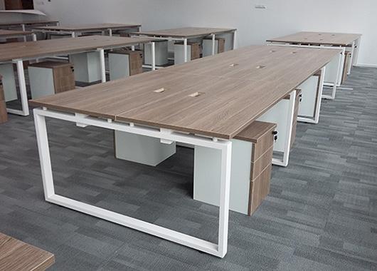 联排办公桌-联排办公桌定制-公司