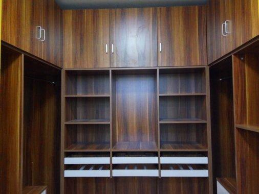 多层板式更衣柜―多功能储物柜―