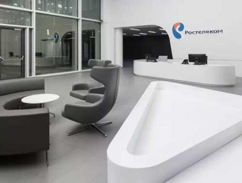 办公家具赏析-普京的电信公司