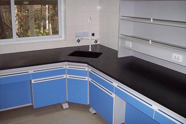 学校实验台 学生操作台 实验室柜
