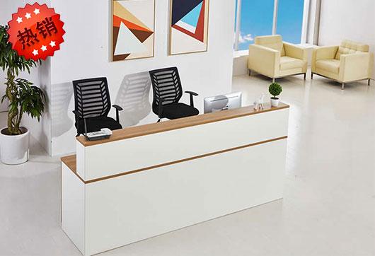 前台接待台 办公桌公司收银台