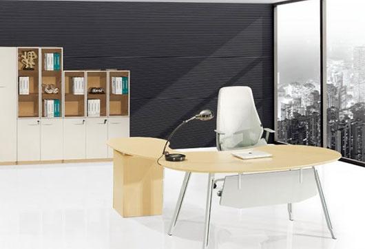 简易圆形办公桌  半环形的办公桌
