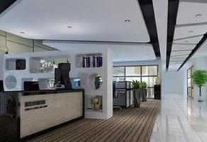 金融公司会议室、办公室家具整体