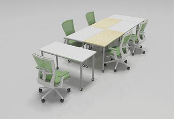 拼接会议桌