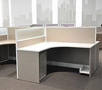 官方推荐组合-隔断办公桌