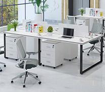 官方推荐组合-开放式办公桌