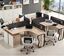 官方推荐组合-多人办公桌