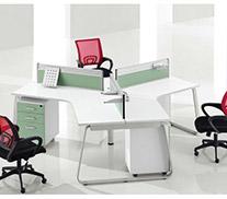 官方推荐组合-弧形办公桌