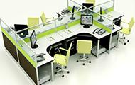 背靠背桌面屏�L木板 WXPF030