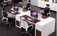 屏风隔断工作台 办公室工作台屏封挡板 PF150923
