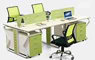 办公桌隔断带柜 PFGW17022102