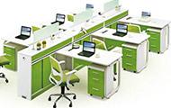 办公桌隔断屏风 WXPF046