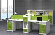书架办公桌一体 PFGW17021702