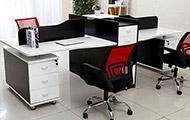 办公桌椅办公屏风 职员办公桌椅组合 PFGW17041301