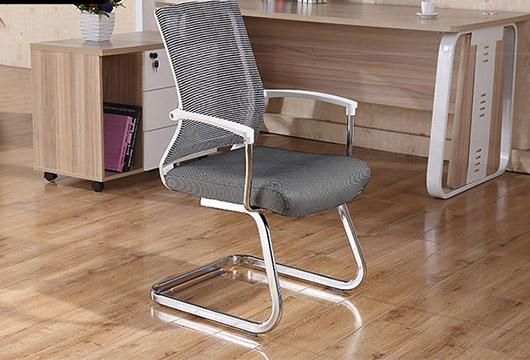 彩色�k公室座椅 ��T椅 弓形椅 WZYY010