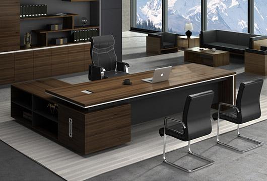 办公家具老板桌-办公家具老板台-办公室办公老板台