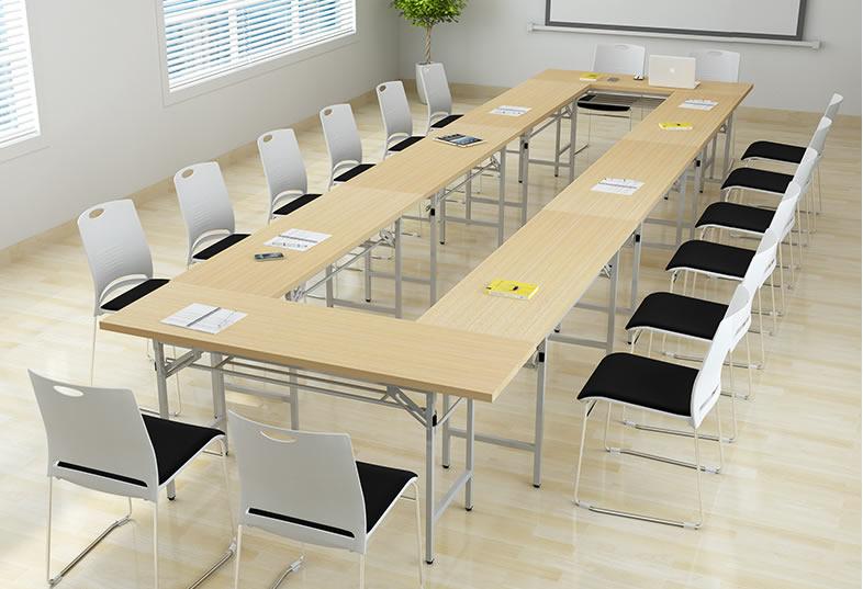 拼接会议桌定制-品源办公家具