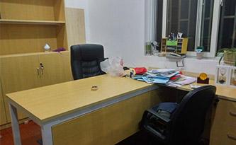 米色系办公桌2