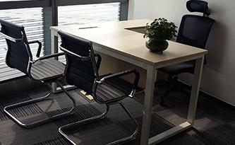 米色系办公桌6