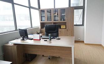 米色系办公桌8