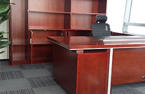 投资公司经理室办公家具配套解决方案