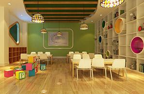 幼儿园家具 早教中心设计方案
